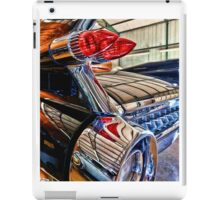 59 Caddy 3 iPad Case/Skin