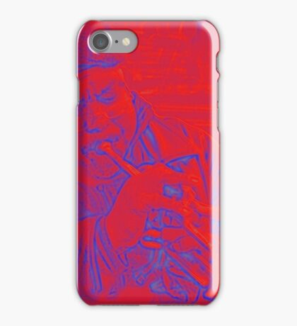 Taps for BB KING!!!! iPhone Case/Skin