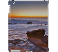 Mahon Pool Sunrise - Maroubra - NSW - Australia iPad Case/Skin