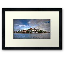 Point Piper - Sydney Harbour - Australia Framed Print