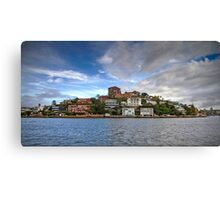 Point Piper - Sydney Harbour - Australia Canvas Print