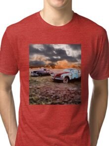 Fifties Relics Tri-blend T-Shirt