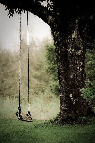 Thoughts of a Swing by Charles Plant