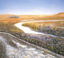 Flint Hills by David Piper