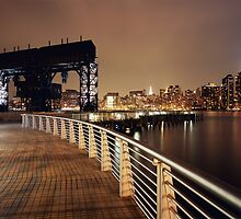 the gantry by Justin Waldinger