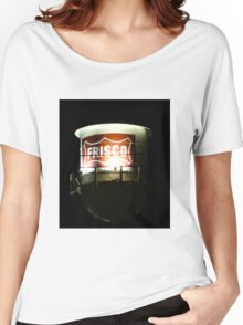 Frisco Water Tower Women's Relaxed Fit T-Shirt