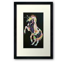 Pony Power II Framed Print