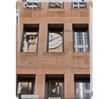 A Reflection of The General Post Office Clock Tower - Sydney - Australia iPad Case/Skin