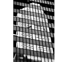A Reflection on the MLC Building - Sydney - Australia Photographic Print