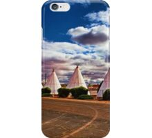 Route 66 Wigwam Motel iPhone Case/Skin