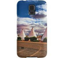 Route 66 Wigwam Motel Samsung Galaxy Case/Skin