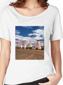 Route 66 Wigwam Motel Women's Relaxed Fit T-Shirt