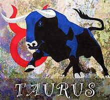 Taurus by Daniel Loveday