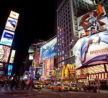New York City by bencampbellnz
