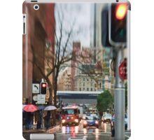 Rain, Rain Go AWAY!  Sydney - Australia iPad Case/Skin