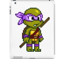 Donatello Does Machines iPad Case/Skin