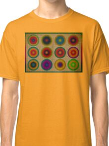 Colourful canvas Classic T-Shirt