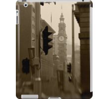 General Post Office Clock Tower - Sydney - Australia iPad Case/Skin