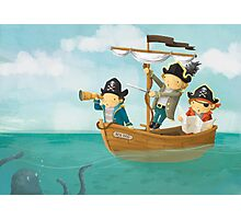 Pirates! Photographic Print