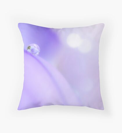 Life is a scary rollercoaster... love makes the ride worthwhile. Throw Pillow