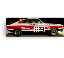 Chrysler Charger (Panorama) - Sydney - Australia Canvas Print