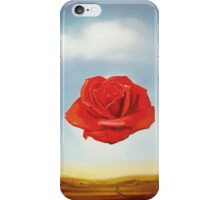 Meditative Rose iPhone Case/Skin