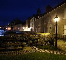 The Ramparts - Berwick upon Tweed by David Lewins