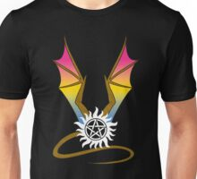Mogai Demon - Pansexual - For Dark Unisex T-Shirt