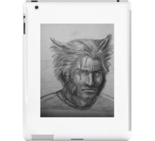 Wolverine - Pencils iPad Case/Skin