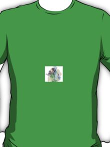 Jim Henson and Kermit - Colour splash T-Shirt