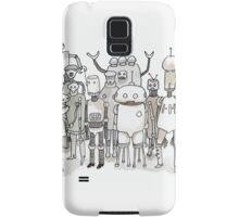 Many Robots. Samsung Galaxy Case/Skin
