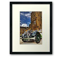 1939 Alvis 4.3 Litre Framed Print