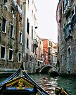 Gondola Ride - Venice  by naturelover