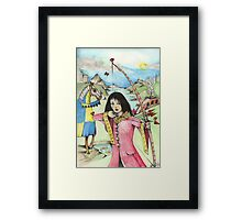 The Arrows Of Love Framed Print