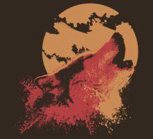 Howling Wolf by brev87