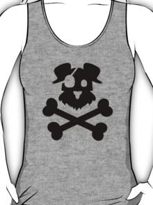 Pirate Pup - Black T-Shirt