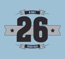 B-day 26 by ipiapacs