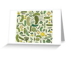 Pickles Greeting Card