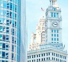 Wrigley Building CHICAGO by CaptureLight