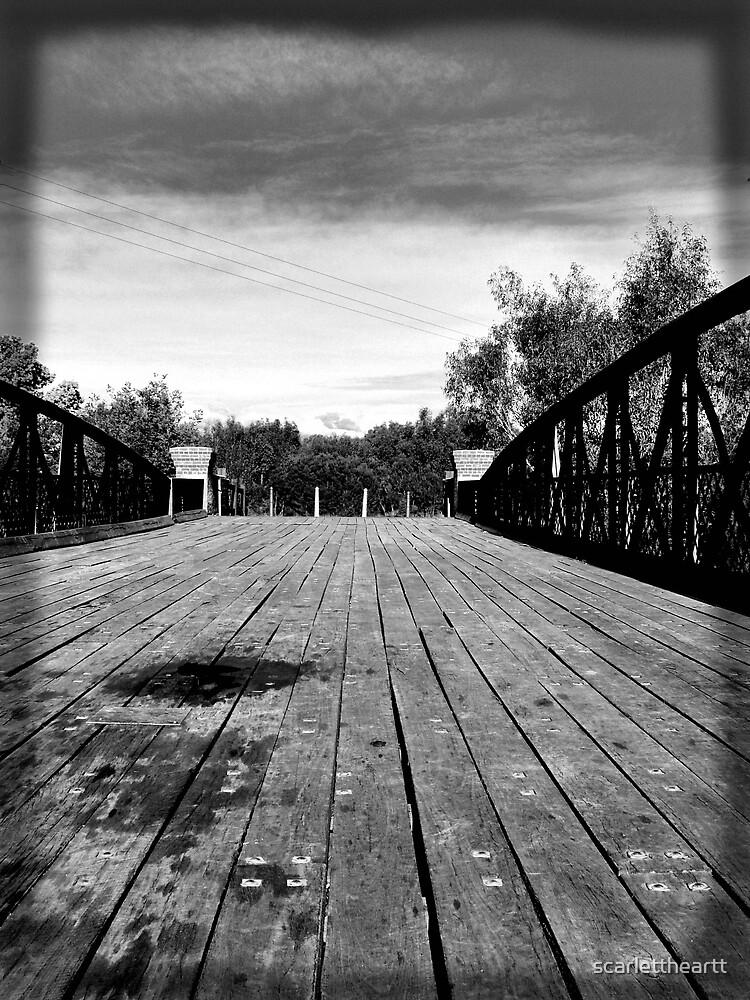 swing bridge V by scarlettheartt
