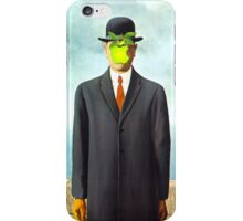Son of Man Apple Mac iPhone Case/Skin