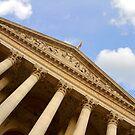 The Royal Exchange - London by Bryan Freeman
