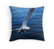 Dive Bomb Throw Pillow