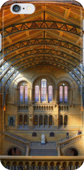 Natural History Museum - London by Bryan Freeman