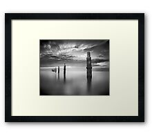 Posts-modernism Framed Print