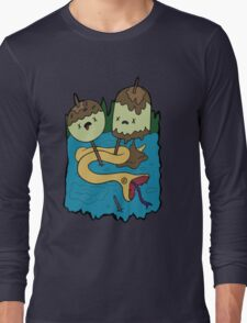 Princess Bubblegum's Rock T-shirt Long Sleeve T-Shirt