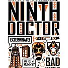 The Ninth Doctor by Jacqui Frank