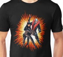 Destro and Baroness Unisex T-Shirt