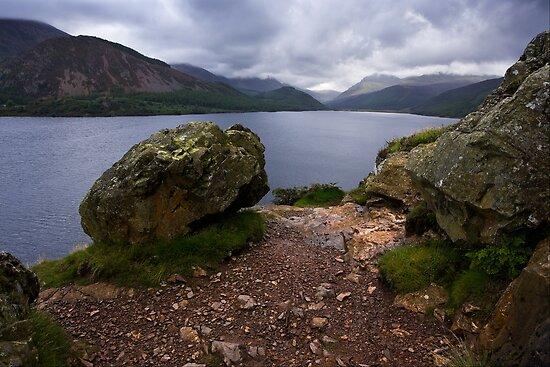 Ennerdale Lake by David Lewins