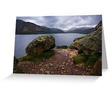 Ennerdale Lake Greeting Card